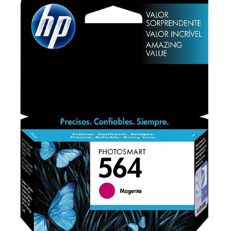 HP Ink 564 Magenta (300 Pages), , hi-res