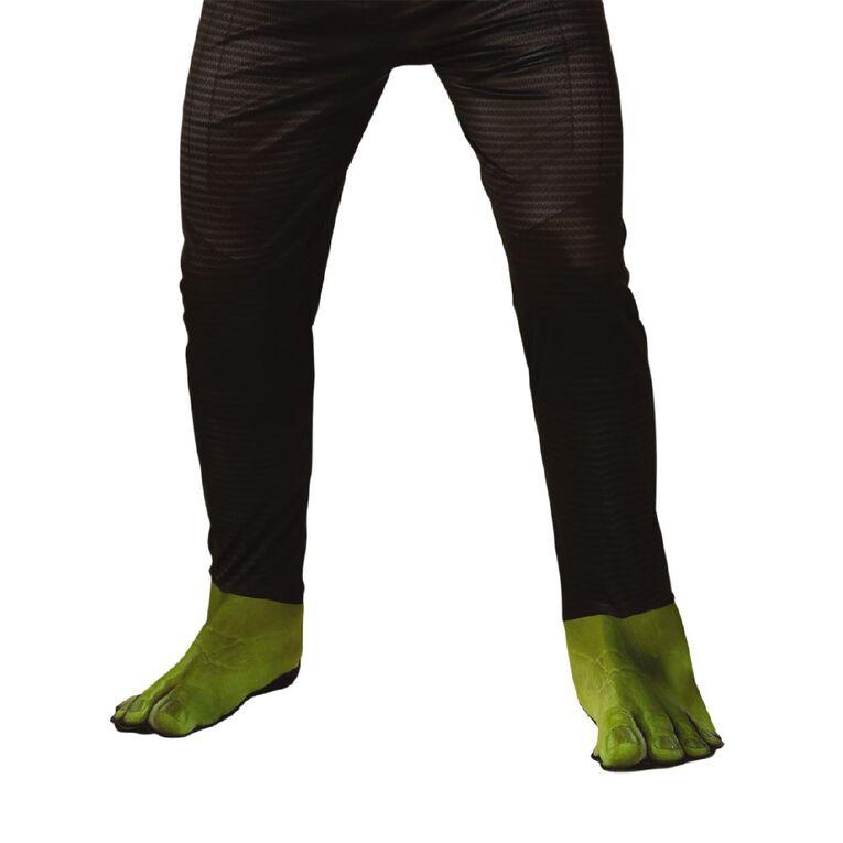 Marvel Hulk Deluxe Avengers 4 Adult Costume - Size Standard, , hi-res