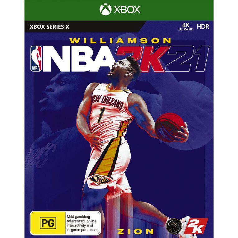 Xbox Series X NBA 2K21, , hi-res image number null
