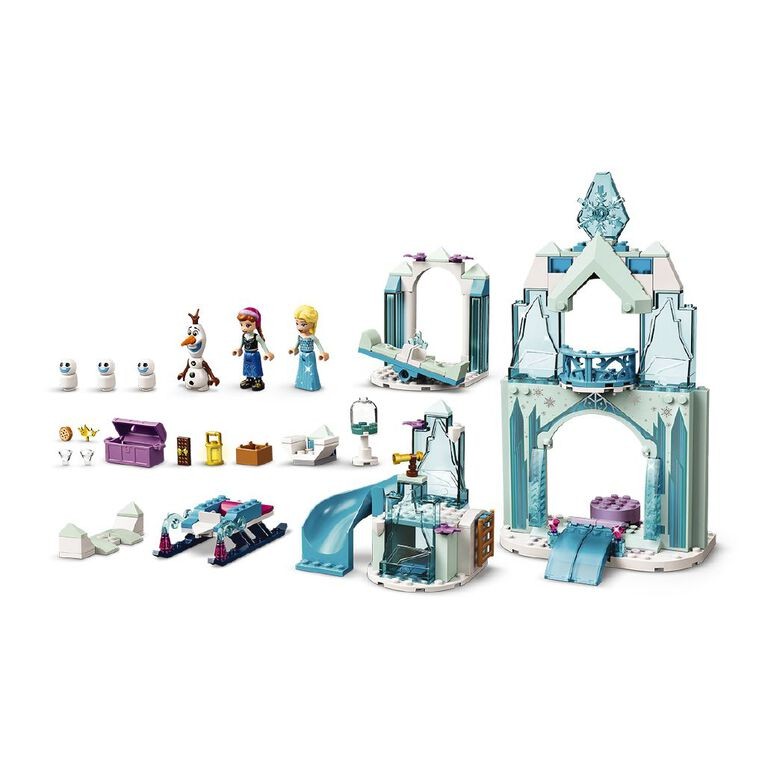 LEGO Disney Princess Anna and Elsa's Frozen Wonderland 43194, , hi-res