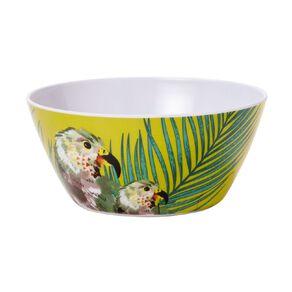 Living & Co Printed Melamine Bowl Kea Multi-Coloured