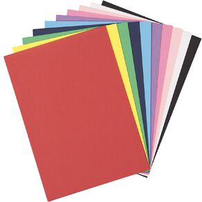 Uniti Value Cardstock Smooth 220gsm Bright's 60 Sheets A4