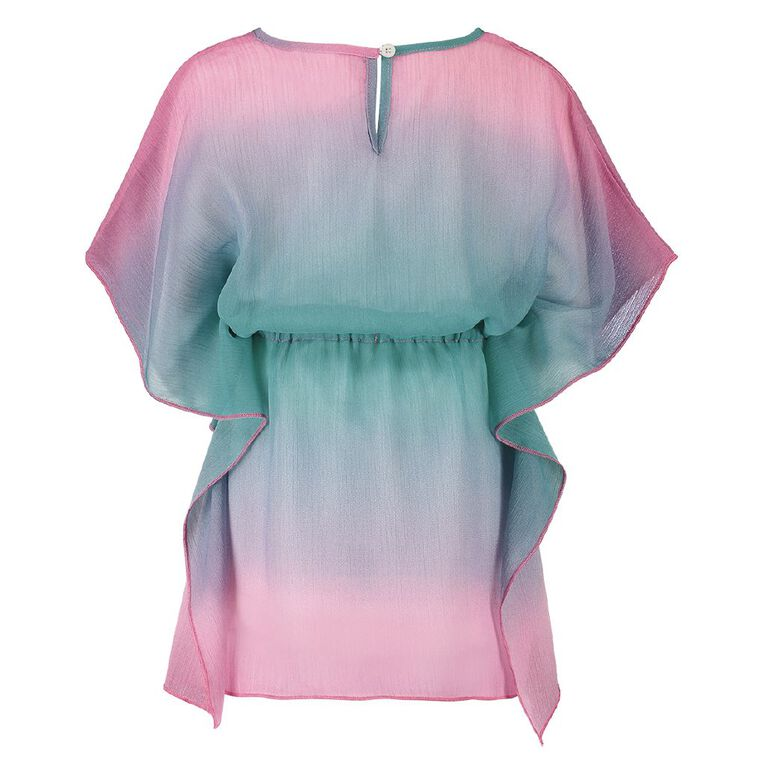 Young Original Girls' Beach Cover Up, Multi-Coloured, hi-res image number null