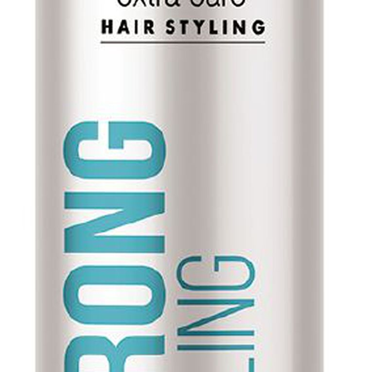 Schwarzkopf Extra Care Hairspray Strong Hold 250g, , hi-res