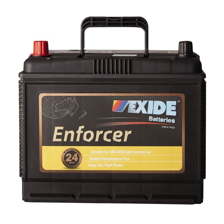 Exide Enforcer Car Battery ENS70MF, , hi-res