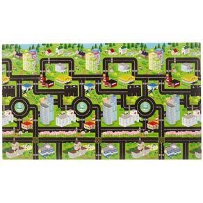 Play Studio City Map Roll EVA Mat