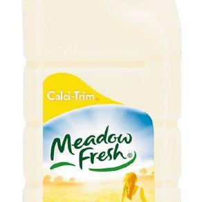 Meadow Fresh Calci Trim Milk Plastic 1L