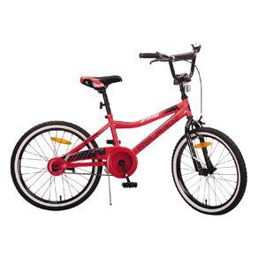 Milazo Girls 20inch Red/Black Bike-in-Box 407