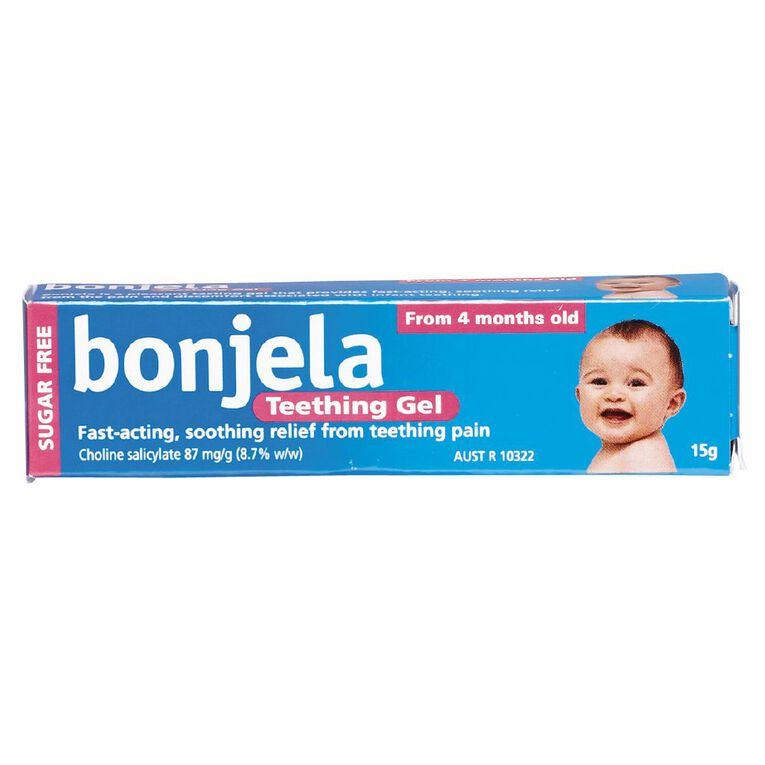 Bonjela Teething Gel 15g, , hi-res