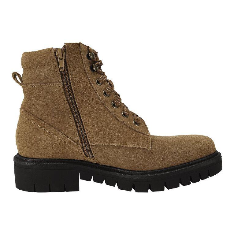 H&H Oakleigh Boots, Brown Dark, hi-res