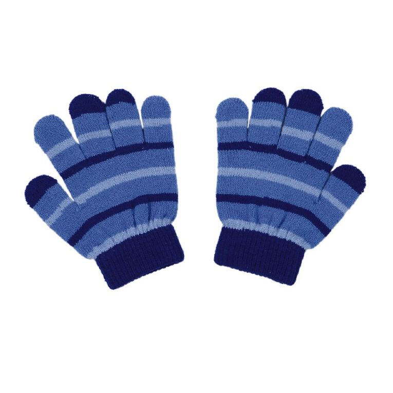 Paw Patrol Kids' Paw Patrol Gloves, Blue, hi-res