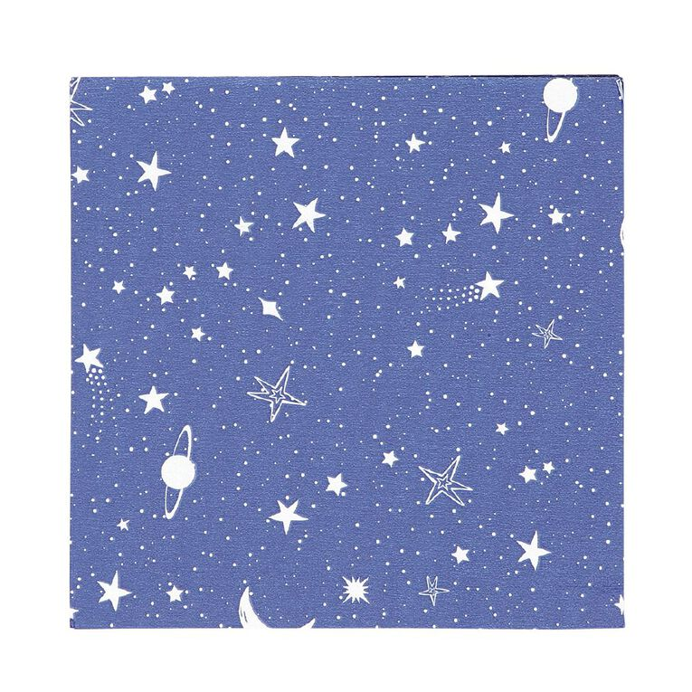 Party Inc Star Napkins 2 Ply 33cm 20 Pack, , hi-res