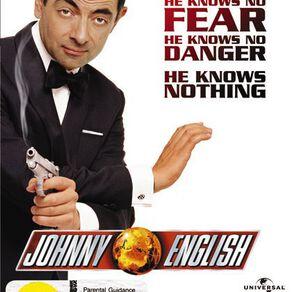 Johnny English DVD 1Disc