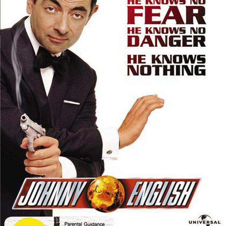 Johnny English DVD 1Disc, , hi-res
