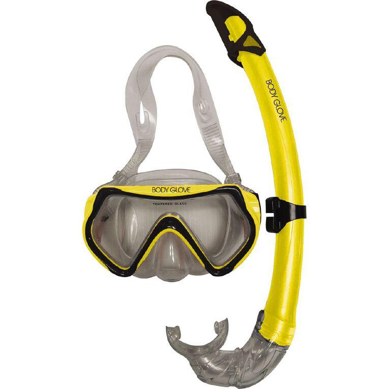 Body Glove Mask Snorkel Mantra Kids 2 pce, , hi-res