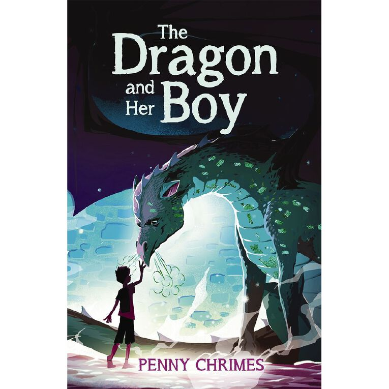 The Dragon and Her Boy by Penny Chrimes, , hi-res