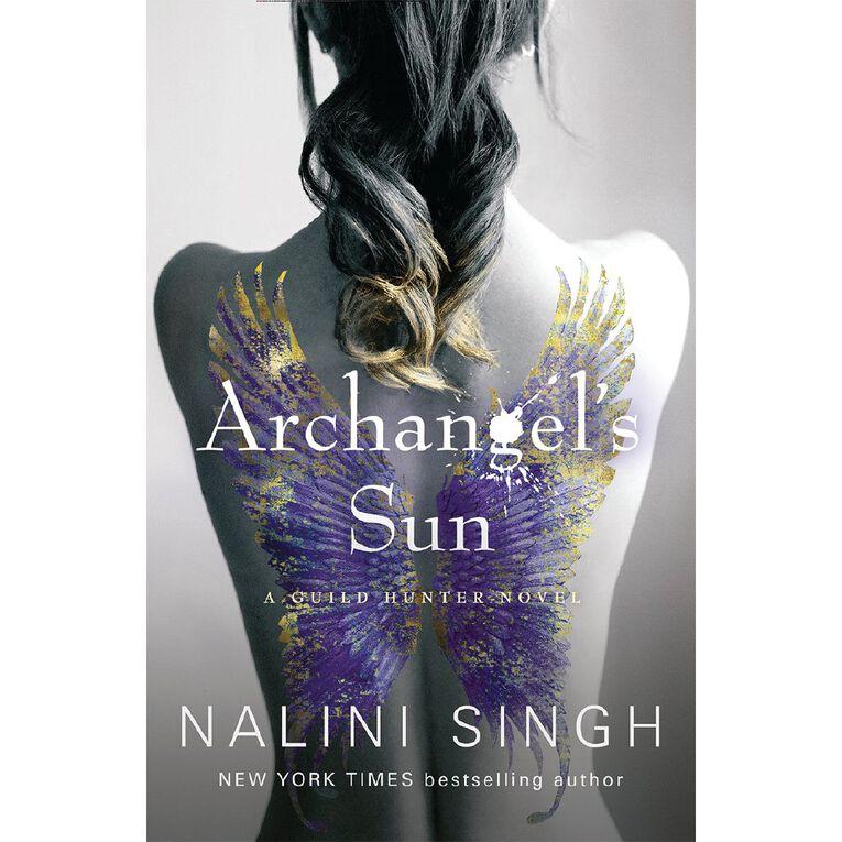 Archangel's Sun by Nalini Singh, , hi-res