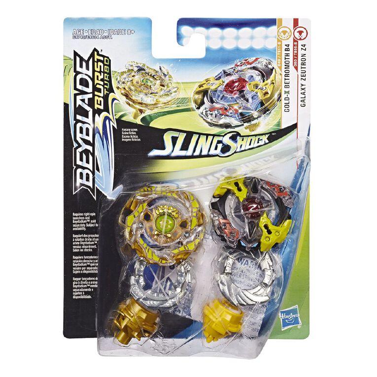 Beyblade Slingshock Dual Pack Assorted, , hi-res image number null