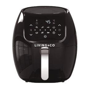 Living & Co Digital Air Fryer 6 Litre