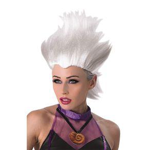 Princess Disney Ursula Wig Adult