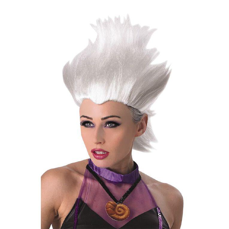 Princess Disney Ursula Wig Adult, , hi-res image number null