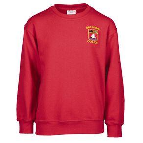 Schooltex Bream Bay College Sweatshirt with Embroidery