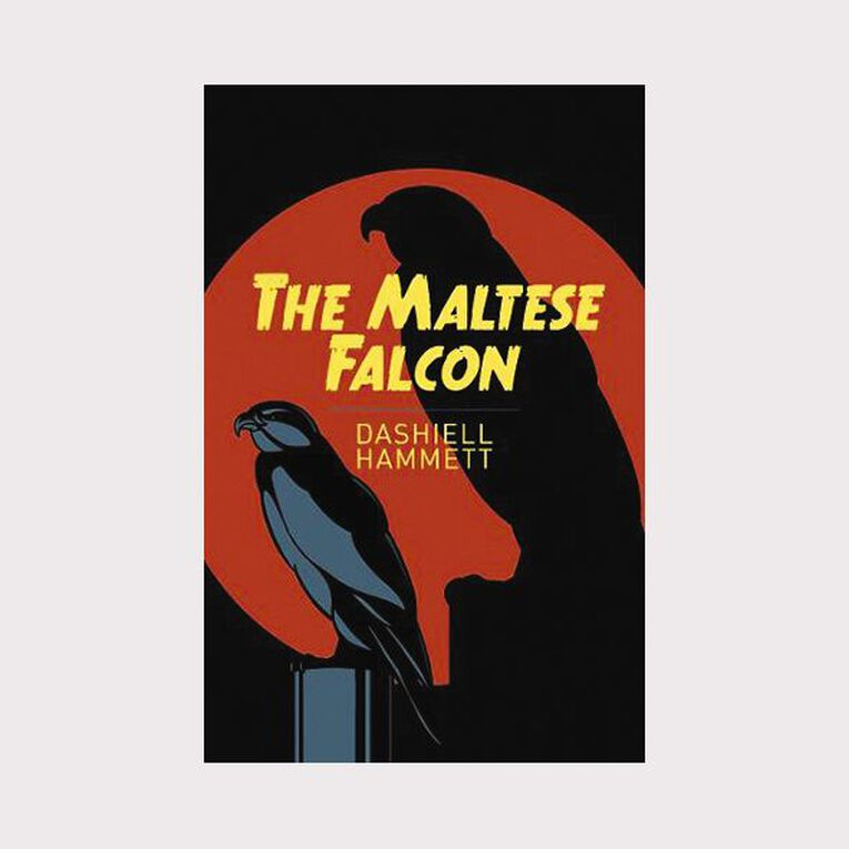 ARC Classics: The Maltese Falcon by Dashiell Hammett, , hi-res