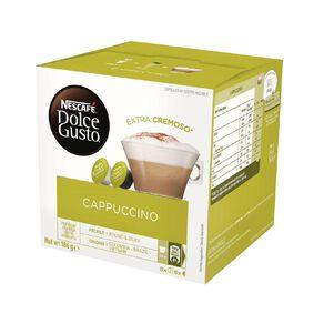 Nescafe Dolce Gusto Cappuccino 16 Capsules