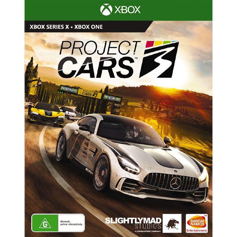 XboxOne Project Cars 3, , hi-res