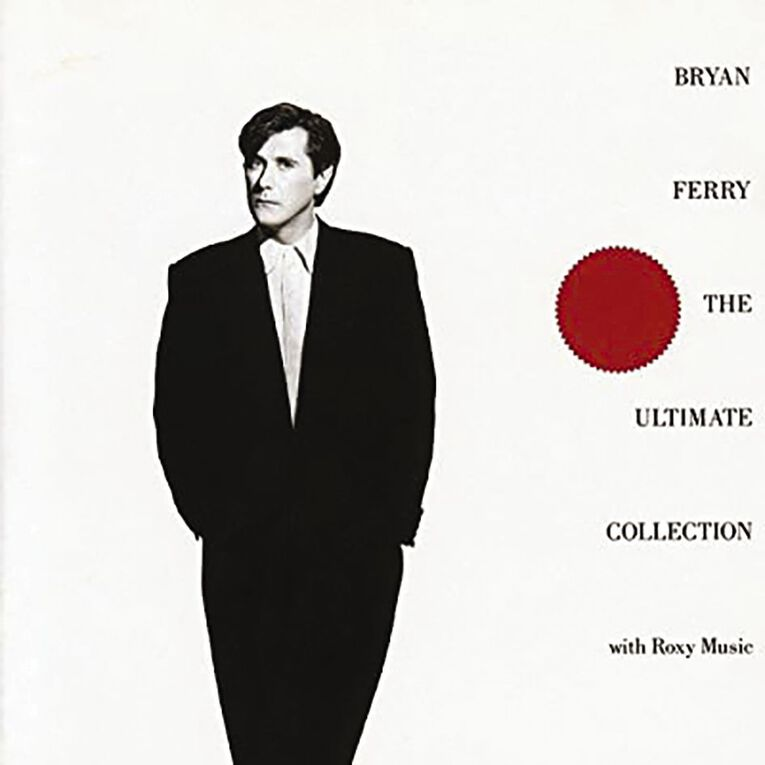Ultimate Collection CD by Bryan Ferry 1Disc, , hi-res