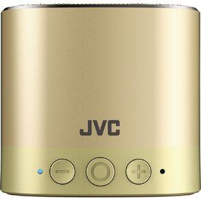 JVC Bluetooth Speaker JV115GD2020 Gold
