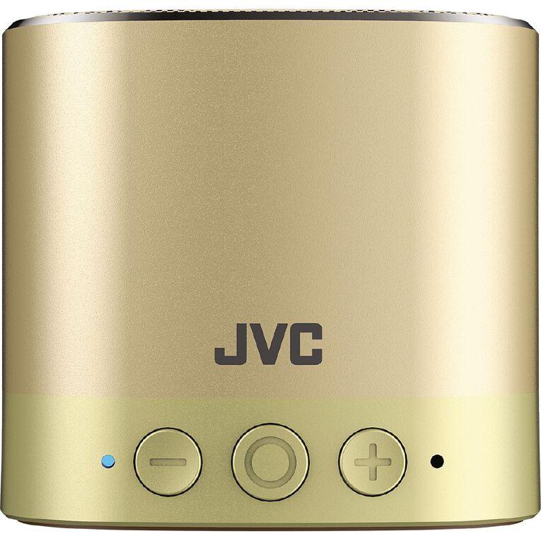 JVC Bluetooth Speaker JV115GD2020 Gold, , hi-res