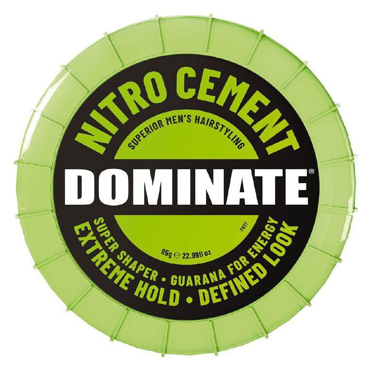 Dominate Nitro Cement 85g, , hi-res