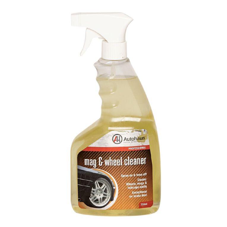 Autohaus Mag & Wheel Cleaner 750ml, , hi-res