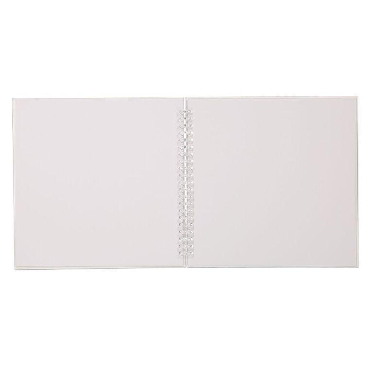 Uniti Spiral Album 8x8 White, , hi-res