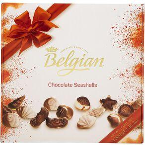 Belgian Chocolate Seashells 1kg
