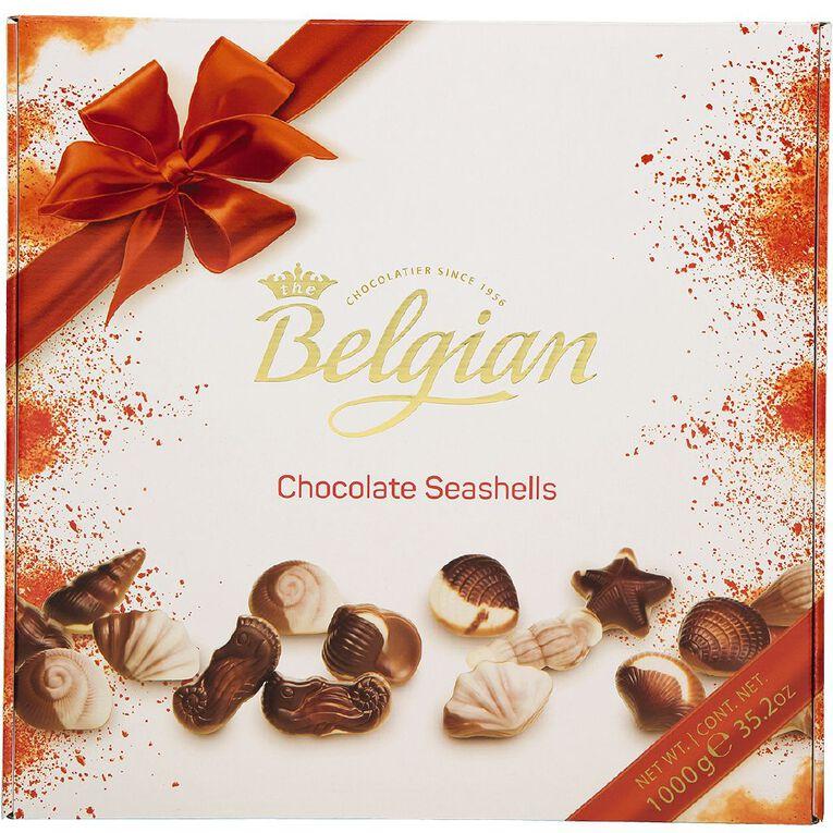 Belgian Chocolate Seashells 1kg, , hi-res