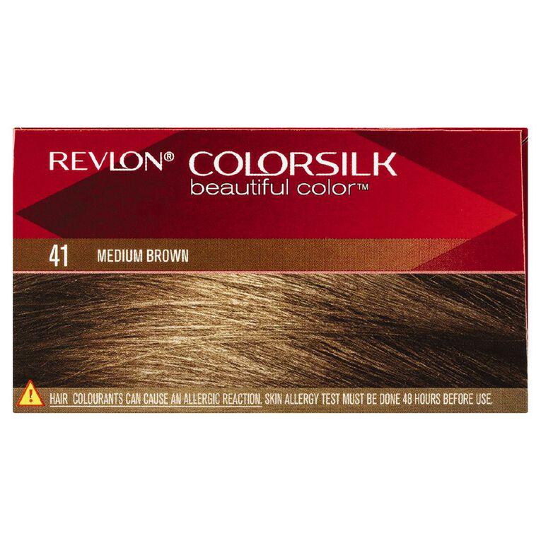 Revlon Colorsilk Medium Brown 41, , hi-res