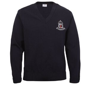 Schooltex Catholic Cathedral Jersey with Embroidery