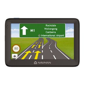 Navman Move 100 GPS Navigation Device