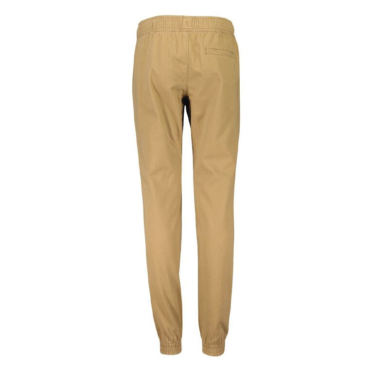 Young Original Chino Cuff Pants, Tan, hi-res image number null