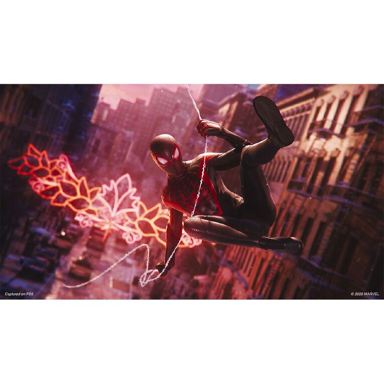 PS5 Spiderman Miles Morales, , hi-res