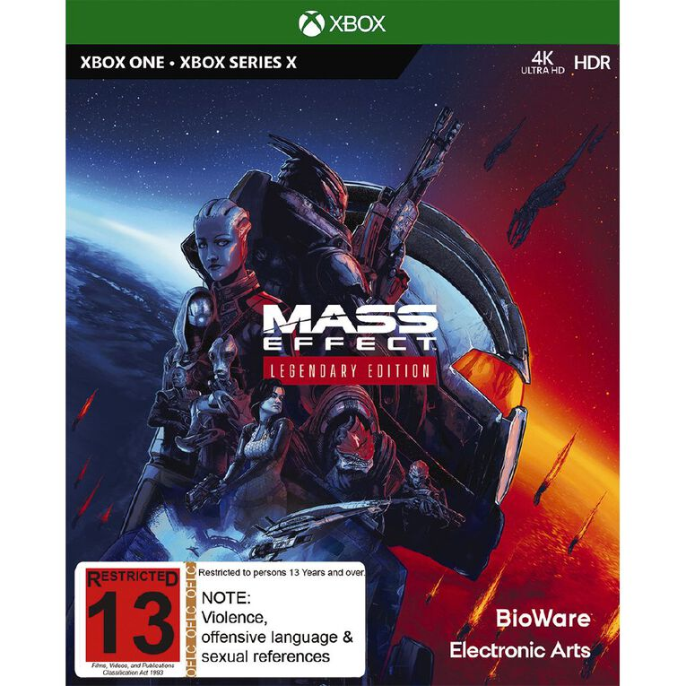 XboxOne Mass Effect Legendary Edition, , hi-res