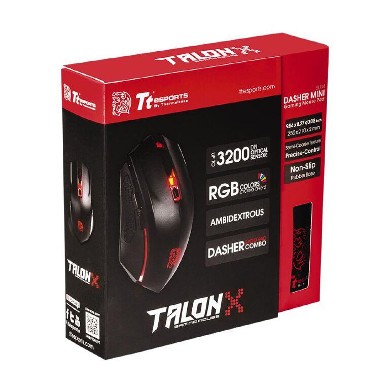 TTesports Talon X Gaming Gear Combo, , hi-res