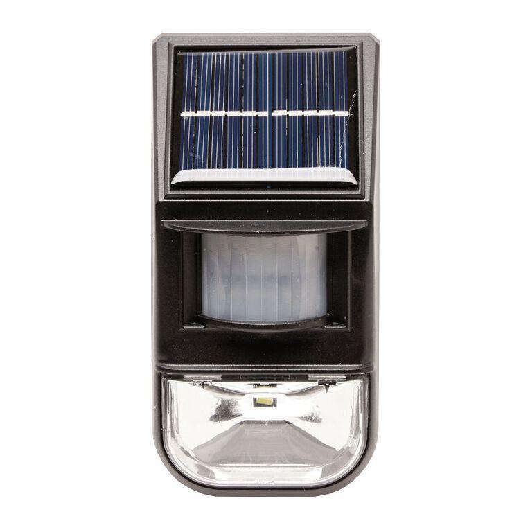 Kiwi Garden Solar Sensor Wall Light 50 Lumens, , hi-res