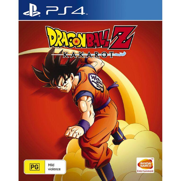 PS4 Dragon Ball Z Kakarot, , hi-res