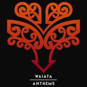 Waiata Anthems CD by Various Artists 1Disc