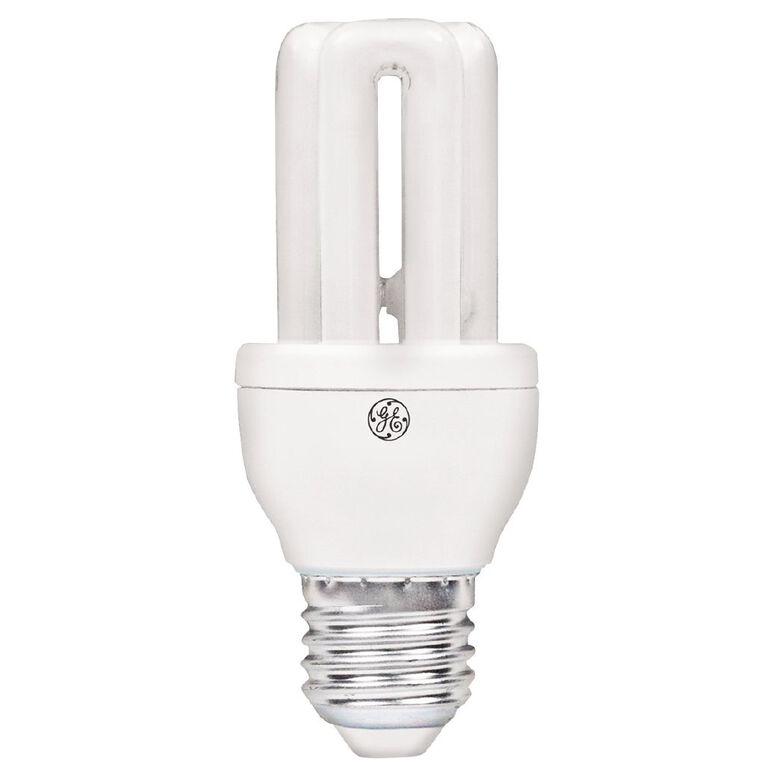 General Electric CFL Ultra E27 Light Bulb 9w Warm White 2 Pack, , hi-res