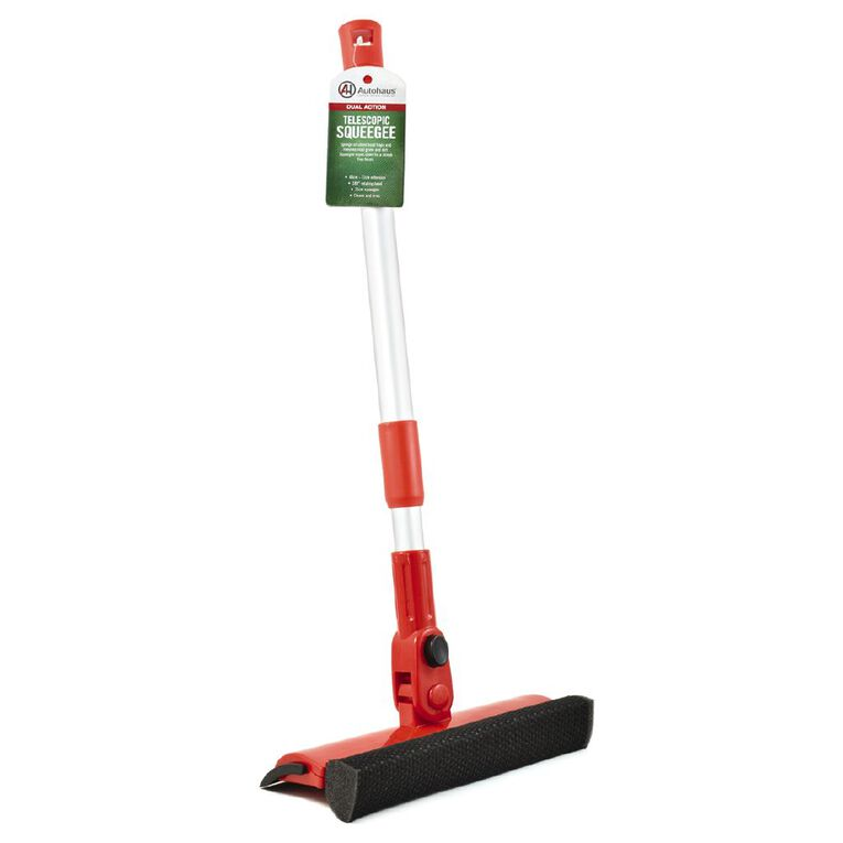 Autohaus Dual Head Telescopic Squeegee, , hi-res image number null