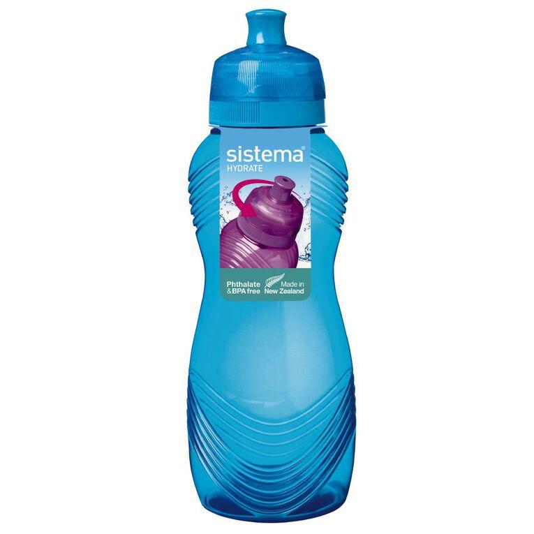 Sistema Wave Bottle Assorted 600ml, , hi-res